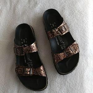 Birkenstock Papillio Sandals.